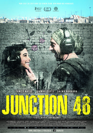 "Movie poster for ""Junction 48"""