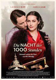 """Movie poster for """"Die Nacht der 1000 Stunden"""""""