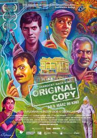 "Filmplakat für ""Original Copy - Verrückt nach Kino"""