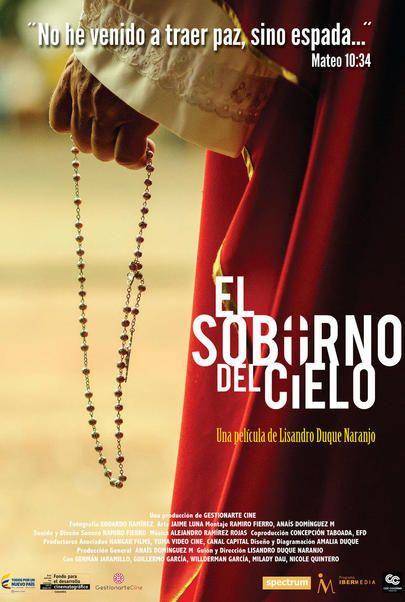 """Movie poster for """"El soborno del Cielo"""""""