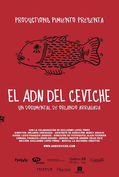 """Filmplakat für """"Ceviche, mein Lieblingsgericht aus Peru - Cinespanol 6"""""""