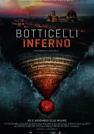 """Filmplakat für """"BOTTICELLI, INFERNO"""""""