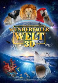 "Movie poster for ""Wundervolle Welt (3D)"""
