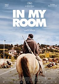 "Movie poster for ""IN MY ROOM"""