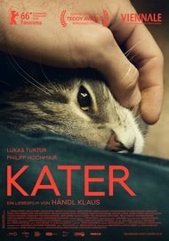 "Movie poster for ""Kater"""