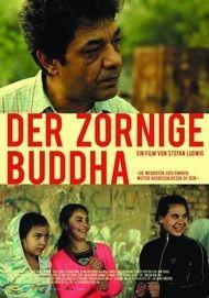 """Filmplakat für """"Der zornige Buddha"""""""