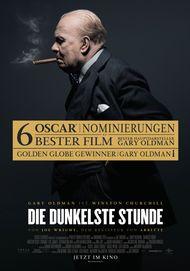 """Filmplakat für """"Die dunkelste Stunde"""""""