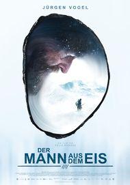 """Filmplakat für """"Der Mann aus dem Eis"""""""