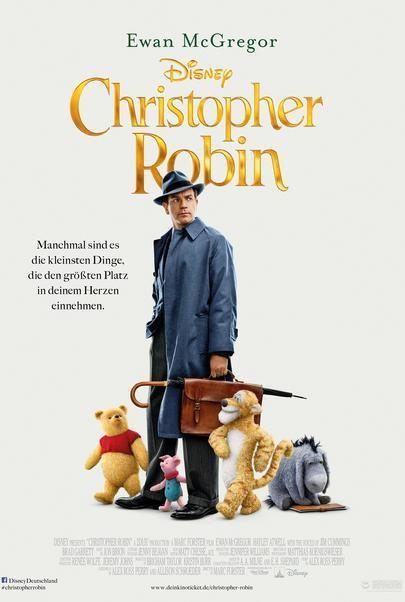 """Filmplakat für """"Christopher Robin"""""""