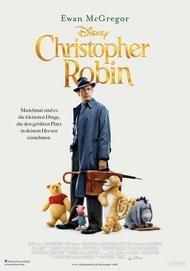 "Movie poster for ""Christopher Robin"""