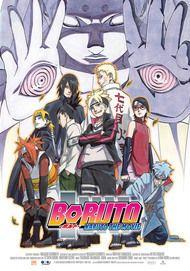 "Filmplakat für ""Boruto: Naruto - The Movie"""