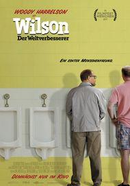 """Filmplakat für """"Wilson - Der Weltverbesserer"""""""