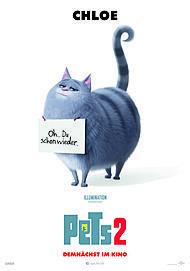 """Filmplakat für """"Pets 2"""""""