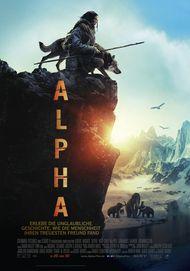 """Filmplakat für """"Alpha"""""""