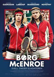"Filmplakat für ""BORG MCENROE"""