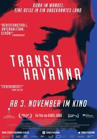 """Filmplakat für """"Transit Havanna"""""""
