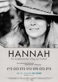 """Filmplakat für """"Hannah - Ein buddhistischer Weg zur Freiheit"""""""