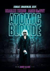 """Filmplakat für """"ATOMIC BLONDE"""""""