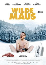 "Movie poster for ""WILDE MAUS"""