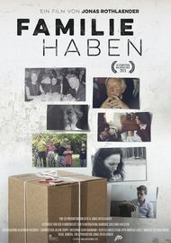 "Movie poster for ""Familie haben (WA)"""