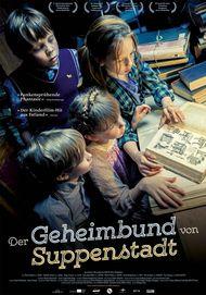 """Filmplakat für """"Der Geheimbund von Suppenstadt"""""""