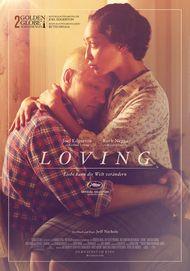 """Filmplakat für """"LOVING"""""""