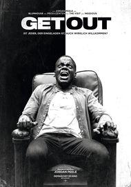 """Filmplakat für """"GET OUT"""""""