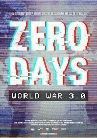 """Filmplakat für """"ZERO DAYS"""""""