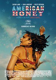 """Filmplakat für """"AMERICAN HONEY"""""""