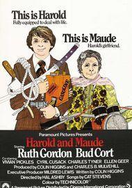 """Filmplakat für """"Harold und Maude"""""""