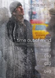"Movie poster for ""TIME OUT OF MIND"""