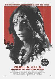 """Filmplakat für """"Das Haus an der Friedhofmauer (WA)"""""""