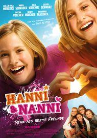 """Filmplakat für """"Hanni & Nanni - Mehr als beste Freunde"""""""