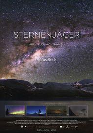 """Filmplakat für """"Sternenjäger - Abenteuer Nachthimmel"""""""