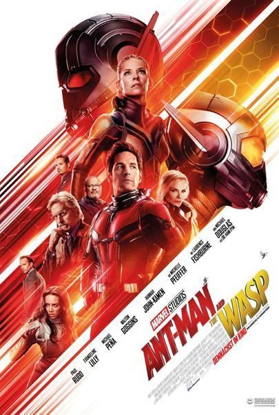 """Filmplakat für """"Ant-Man and the Wasp"""""""