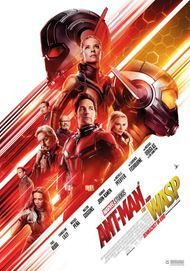 "Filmplakat für ""Ant-Man and the Wasp"""