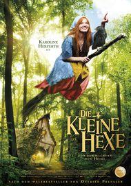 """Filmplakat für """"DIE KLEINE HEXE"""""""