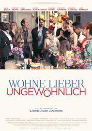 """Filmplakat für """"Wohne lieber ungewöhnlich"""""""
