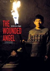 "Filmplakat für ""The Wounded Angel"""