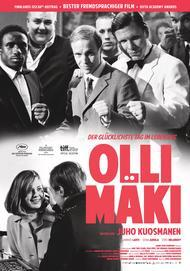 """Filmplakat für """"Der glücklichste Tag im Leben des Olli Mäki"""""""
