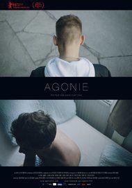 """Filmplakat für """"Agonie"""""""