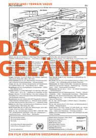 """Filmplakat für """"Das Gelände"""""""