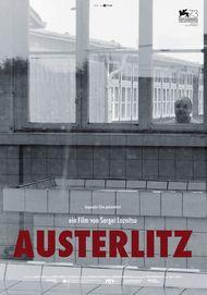 """Filmplakat für """"Austerlitz"""""""