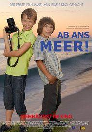 "Movie poster for ""Pojedeme k moři"""