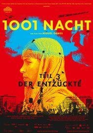 """Filmplakat für """"1001 Nacht: Teil 3 - Der Entzückte"""""""