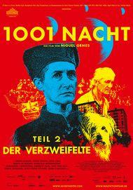 """Filmplakat für """"1001 Nacht: Teil 2 - Der Verzweifelte"""""""