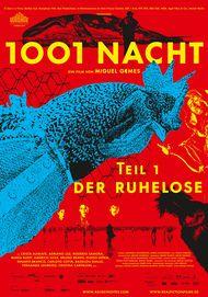 """Filmplakat für """"1001 Nacht: Teil 1 - Der Ruhelose"""""""