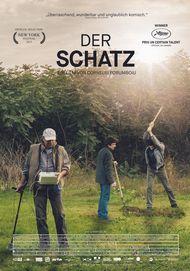 """Filmplakat für """"Der Schatz"""""""