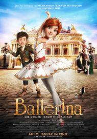 """Filmplakat für """"BALLERINA"""""""