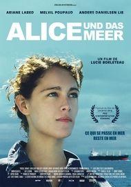 """Filmplakat für """"Alice und das Meer"""""""